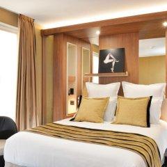 Отель Best Western Le 18 Paris 4* Стандартный номер разные типы кроватей фото 3
