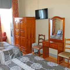 Отель Residencial Henrique VIII 3* Стандартный номер разные типы кроватей фото 11