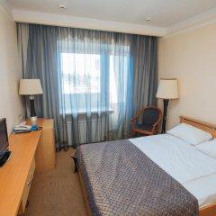 Отель Тура Тюмень комната для гостей фото 3