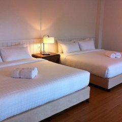 Отель Villa Gris Pranburi 3* Семейный номер Делюкс с двуспальной кроватью фото 5