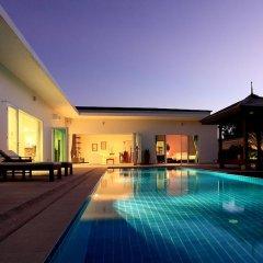 Отель Phuket Lagoon Pool Villa 4* Вилла разные типы кроватей фото 30