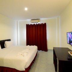 Paripas Express Hotel Patong 3* Стандартный номер с различными типами кроватей фото 4