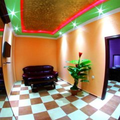 Sochi Palace Hotel 4* Люкс с двуспальной кроватью