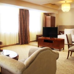 Zhongfei Grand Sky Light Hotel комната для гостей фото 4