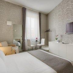 Отель Piazza di Spagna Suites Улучшенный люкс с различными типами кроватей фото 4