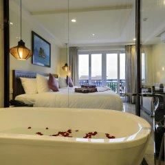 River Suites Hoi An Hotel 3* Номер Делюкс с различными типами кроватей фото 12