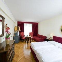 Hotel Royal 4* Номер Делюкс с разными типами кроватей фото 3