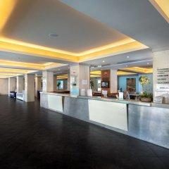 Hotel Navegadores интерьер отеля