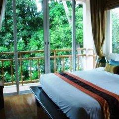 Отель Baan Khao Hua Jook 3* Вилла с различными типами кроватей фото 2