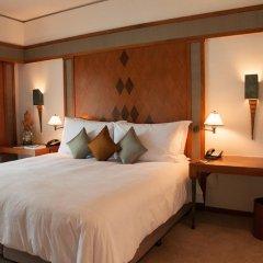 Отель The Sukhothai Bangkok 5* Представительский люкс с различными типами кроватей