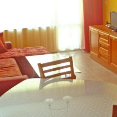 Апартаменты Хермес комната для гостей