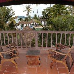 Отель Friendship Beach Resort & Atmanjai Wellness Centre 3* Люкс с двуспальной кроватью