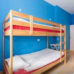 Хостел Ура рядом с Казанским Собором Номер с общей ванной комнатой с различными типами кроватей (общая ванная комната) фото 37