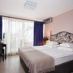 Отель L Ermitage 4* Улучшенный семейный номер с разными типами кроватей фото 3