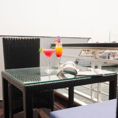 Отель Halong Aclass Legend Cruise 3* Люкс с различными типами кроватей фото 2