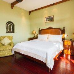 Best Western Premier International Resort Hotel Sanya комната для гостей