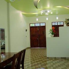 Отель Mai Binh Phuong Bungalow питание