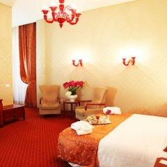 Отель Augusta Lucilla Palace 4* Стандартный номер с различными типами кроватей фото 11