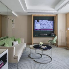 Four Seasons Hotel London at Park Lane 5* Люкс Westminster с различными типами кроватей фото 17