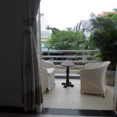 Отель The Moon Villa Hoi An 2* Номер Делюкс с различными типами кроватей фото 10