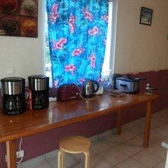 Отель Residence Les Cocotiers Французская Полинезия, Папеэте - отзывы, цены и фото номеров - забронировать отель Residence Les Cocotiers онлайн удобства в номере