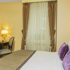 Meroddi Bagdatliyan Hotel 3* Номер Делюкс с двуспальной кроватью фото 2