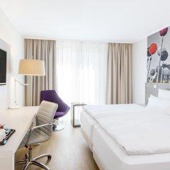 Отель NH Collection Berlin Mitte Am Checkpoint Charlie 4* Стандартный номер с разными типами кроватей фото 32