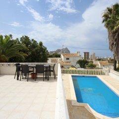 Отель Los Pinos III F бассейн фото 3