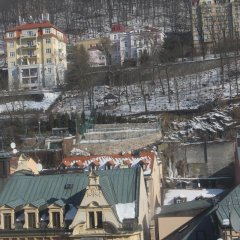 Отель Elena Чехия, Карловы Вары - отзывы, цены и фото номеров - забронировать отель Elena онлайн фото 3