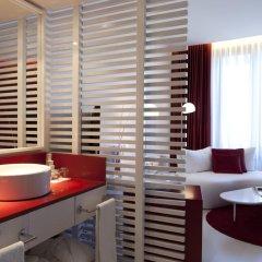 Hotel Porta Fira 4* Sup 4* Улучшенный номер с различными типами кроватей фото 8