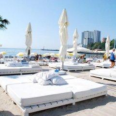 Shellman Apart Hotel пляж фото 2