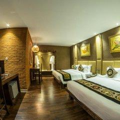 Bagan Landmark Hotel 4* Номер Делюкс с различными типами кроватей фото 6