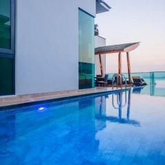 Отель Elemental 5FL Infinity Pool Seafront Villas 5* Вилла Делюкс фото 29
