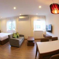 Апартаменты Song Hung Apartments Улучшенные апартаменты с различными типами кроватей фото 20