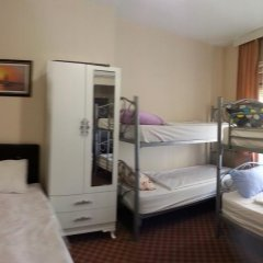 Хостел Castle Кровать в общем номере двухъярусные кровати фото 7