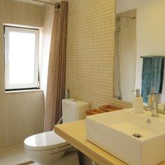 Отель Alfama Terrace Португалия, Лиссабон - отзывы, цены и фото номеров - забронировать отель Alfama Terrace онлайн ванная