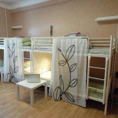 Хостел Омск комната для гостей