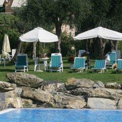Отель Il parco sul golfo бассейн фото 2