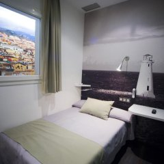 Hotel Curious Номер Эконом с различными типами кроватей фото 2