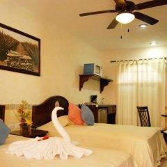 SC Hotel Playa del Carmen комната для гостей фото 3