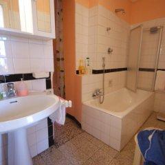 Отель Prato Dell'oca Италия, Вербания - отзывы, цены и фото номеров - забронировать отель Prato Dell'oca онлайн ванная