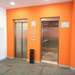 B&B Hotel Barcelona Rubi парковка