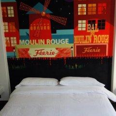 Отель Hôtel Des Arts-Bastille 2* Стандартный номер с различными типами кроватей фото 22
