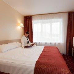 Амакс Премьер Отель Стандартный номер разные типы кроватей фото 18
