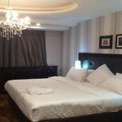 Отель Tivoli Garden Ikoyi Waterfront 3* Номер Делюкс с различными типами кроватей фото 7