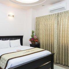 Апартаменты Thao Nguyen Apartment Стандартный номер с различными типами кроватей фото 8
