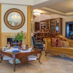 Отель Luxury Villa Karteros интерьер отеля фото 2