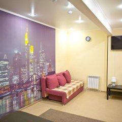 Мини-отель Столица Улучшенный номер разные типы кроватей фото 2