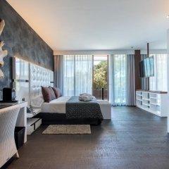Отель Mas Tapiolas Suites Natura комната для гостей фото 4