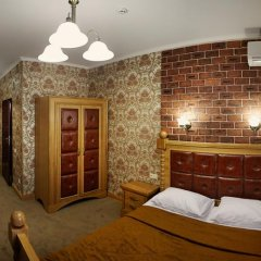 Гостиница Pidkova 4* Улучшенный номер разные типы кроватей фото 7